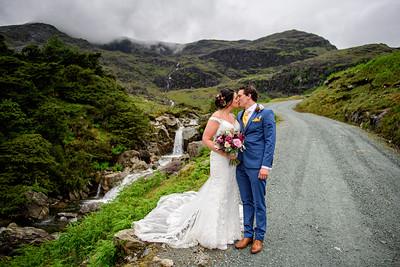 June 2019 - The Coppermines Mountain Wedding of Charlotte & Matt