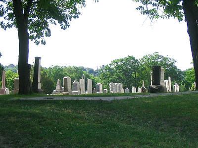 The Lewiston Cemetery, 4 parts