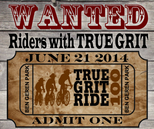2014 True Grit Ride