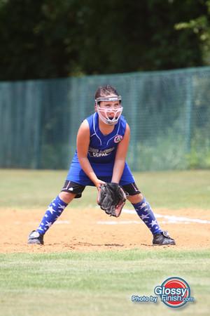 8U - Clay County Police Activities League vs North Florida Girls Softball