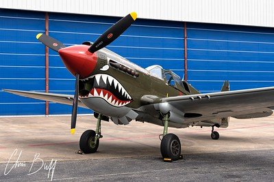 2019 P-40 Warhawk Weekend
