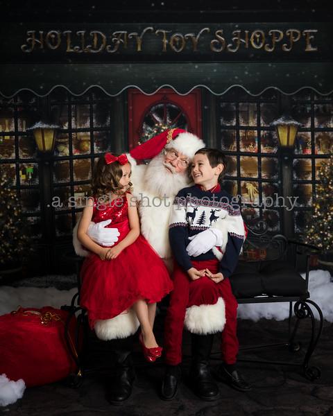 2020: Santa Sessions