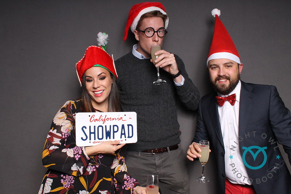 Showpad Holiday Party