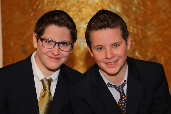 LUKE & JAKE'S B'NAI MITZVAH - DEC 6, 2014