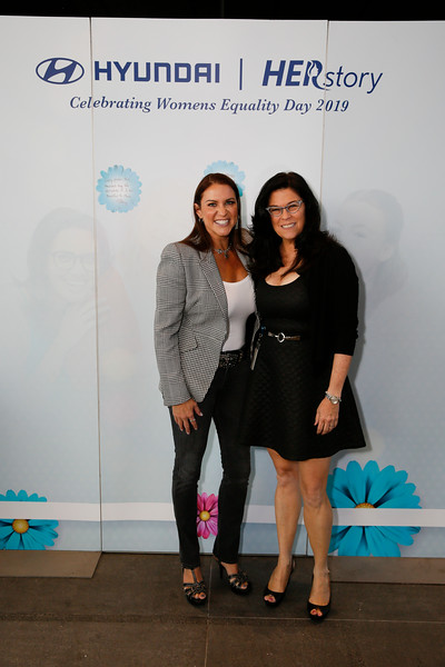 Stephanie McMahon Group Pictures