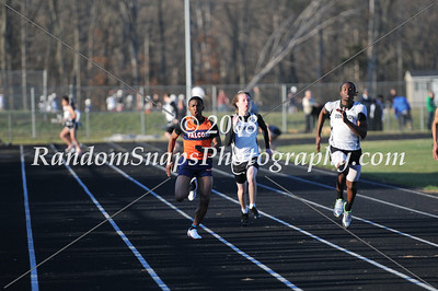 High School Track & Field 2011