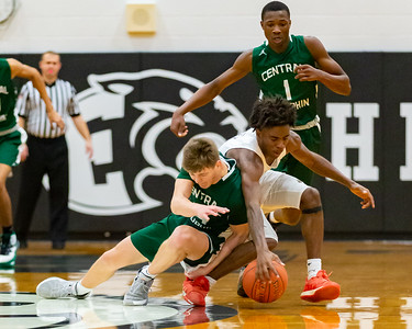2020-01-24 | Boys HSBB | Central Dauphin @ CD East