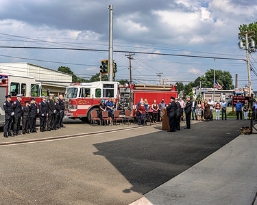 Memorial Service for  Good-Will Past Chief Thomas Reed - 7/25/2021