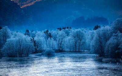 Unneland vinter
