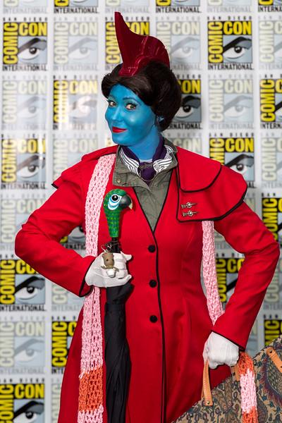 2017 San Diego Comic Con - Cosplay