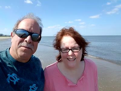 Broadkill Beach/Prime Hook Federal Wildlife Preserve/Beach Plum Island