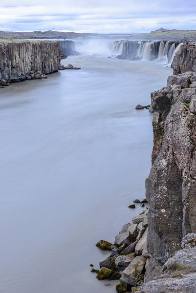 Waterfall Selfoss