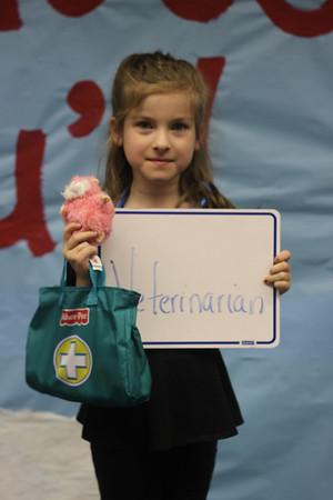 2014 Sherwood Elementary Career Day