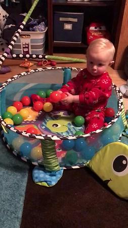 Liam 5 videos  Dec