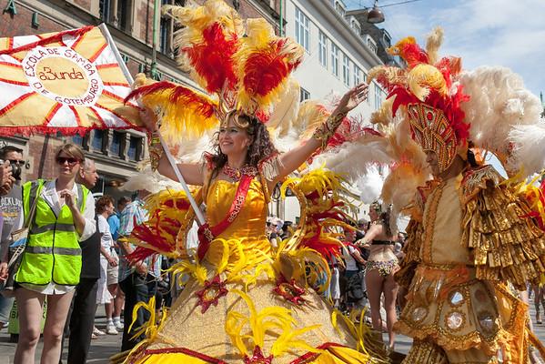 Event 2012 A Bunda at Copenhagen Carnival