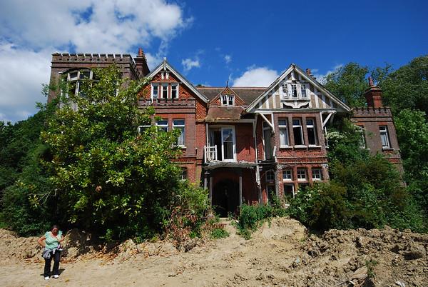 Steep Park House aka Potters Manor 2010.