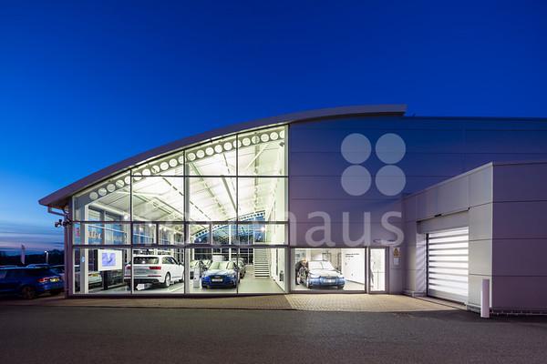 Audi Showroom, Plymouth