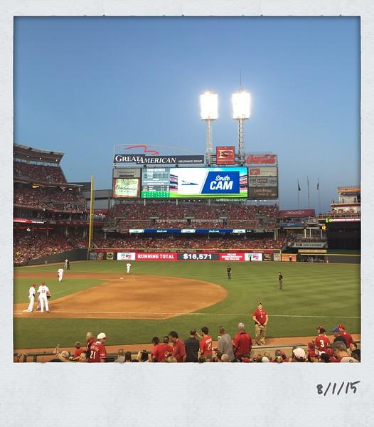 Baseball Stadium #19