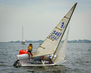2017 KYC Jr Sailing Regatta