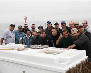 B & B Fishing Trip