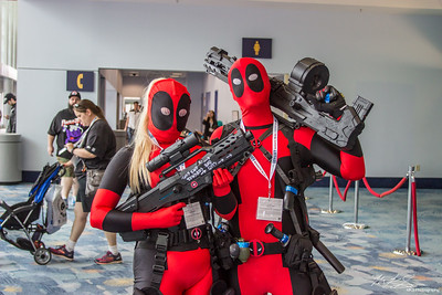 Wondercon 2015 Cosplay - Day 1