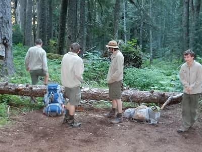 Camp Mystery - Sep 5-7