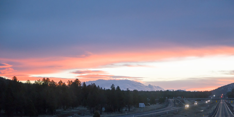 Near Flagstaff, AZ
