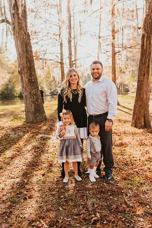 Christmas Minis - Dykes Family
