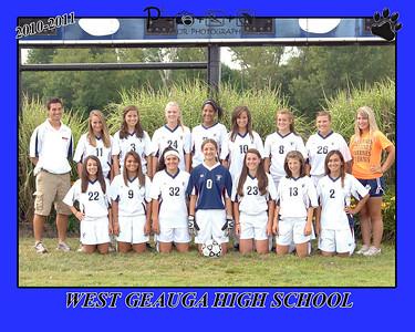 WGHS Fall Teams