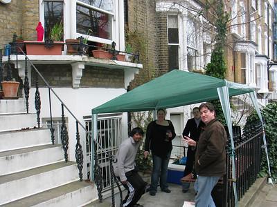 Scott's birthday party, March 2006