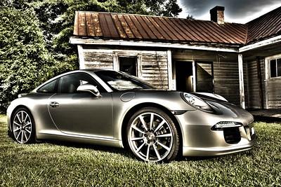 WR Porsche