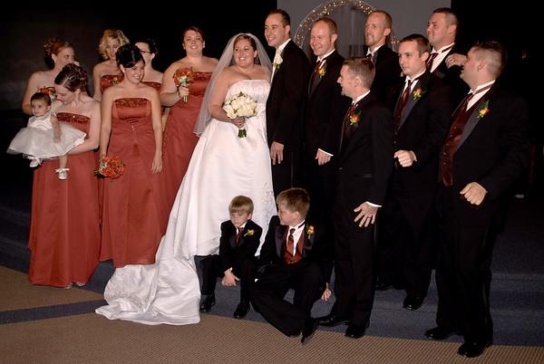 Prevedelli-McJunkin Wedding