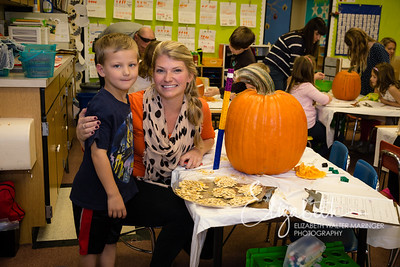 Pumpkin Day_Mercer 1st Grade_20151022
