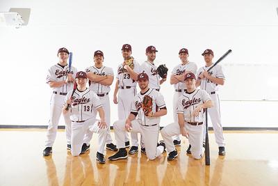 2020 UWL Baseball Team