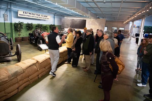 Simeone Foundation Auto Museum Pledge Event