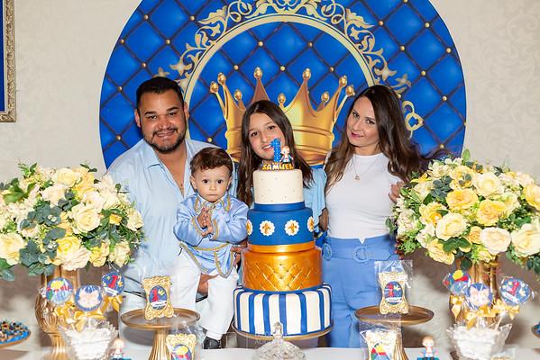 Festa do Pequeno Principel em Contagem do Samuel