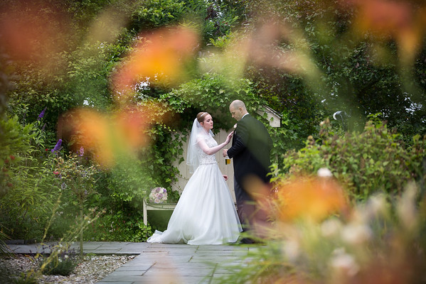 Jenny & Mark, Styal Lodge