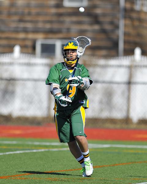 Siena Lax vs Hartford 2009
