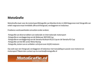 MotoGrafie: About