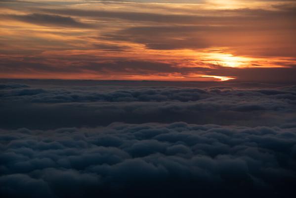 TPC Sawgrass Sunset flight