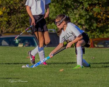 Valley School JV Field Hockey October 17 2016
