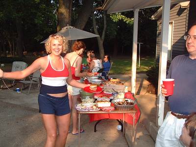 20060704 Mindy's Back Yard Party