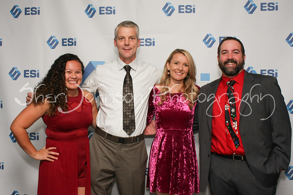 ESI Holiday Party 2018