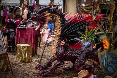 Babe Among the Dragons