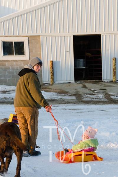 Sunday Funday at the Farm | 3.24.13