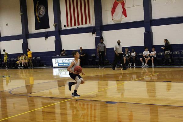 MS Boys Basketball vs Shorecrest