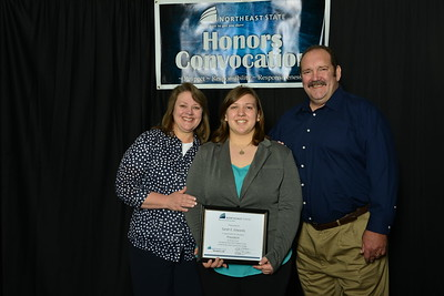 2017 Honors Convocation