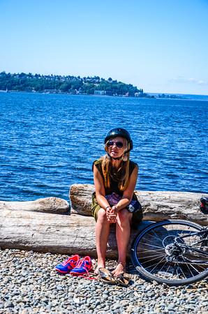 World Naked Bike Ride Seattle 2013
