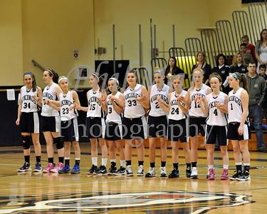 Girls CYO Championship St. Ignatius VS Sacred Heart