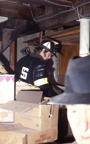 3/22/1979 - SOMERVILLE, MASS - WORKING FIRE 49 HEATH ST